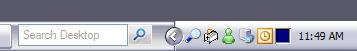 Windows Desktop Search Bar