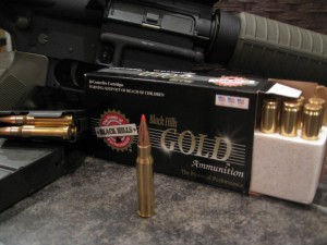 Black Hill Gold .308