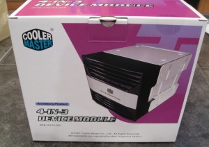Cooler Master Device Module Hard Drive Chassis Box