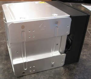 Cooler Master Device Module Hard Drive Chassis Right Side