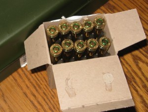 Surplus German DAG 7.62x51 Ammo Open Box