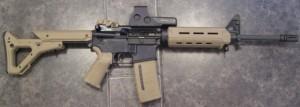M4 Carbine Flat Dark Earth Magpul UBR