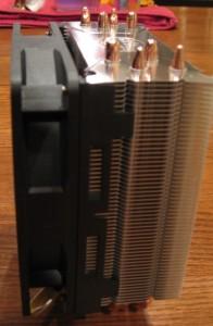 Cooler Master Hyper 212 Plus Side