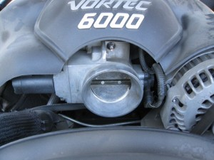 Yukon/Tahoe Throttle Body