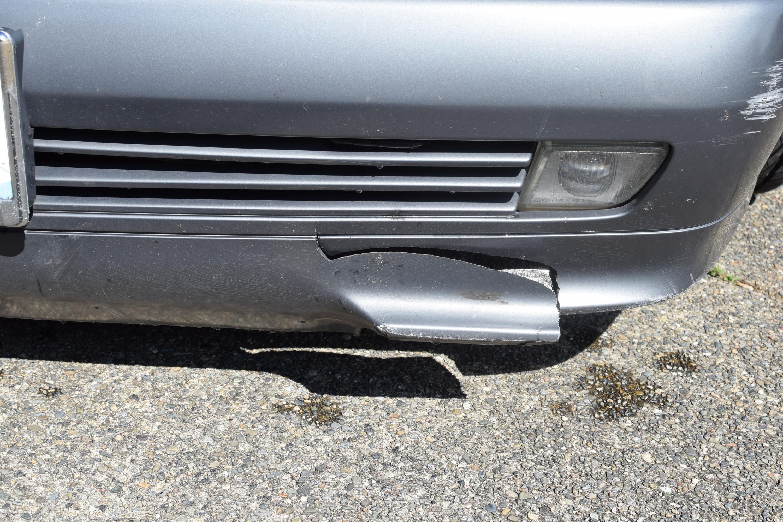 R129 SL600 Broken Bumper (3)